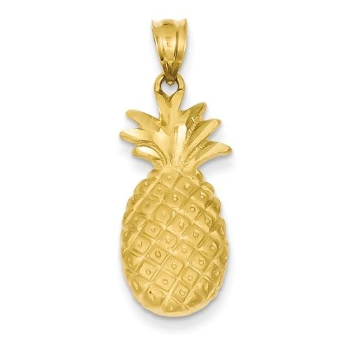 Pineapple Charm (C138)