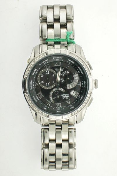 Citizen Eco-Drive WR 100 Mens Watch