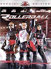 Rollerball (DVD, 2002)