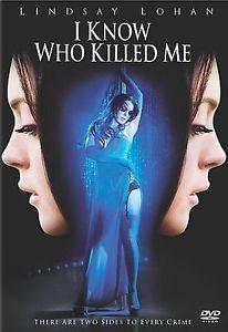 I Know Who Killed Me (DVD, 2007)