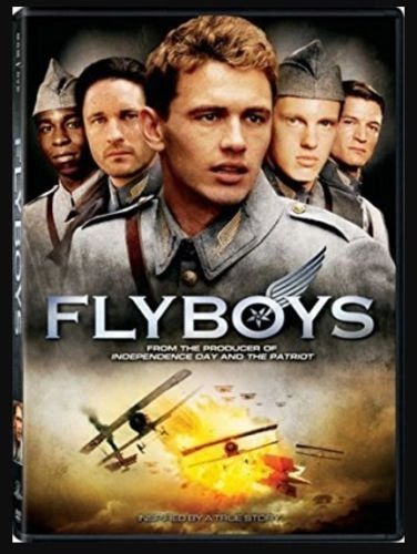 Flyboys (DVD, 2007, Full Screen)