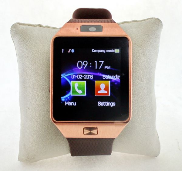 DZ09 Smart Watch Bluetooth Phone Mate For Android or iPhone Support