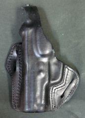 De Saints Gun-Hide Left Handed Holster