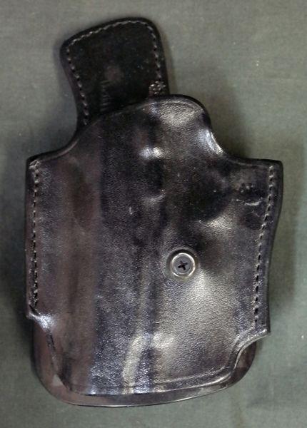 Triple K Brand 655-10 LH Left Handed Gun Holster