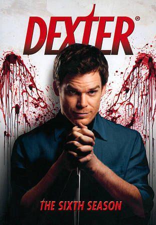 Dexter - The Complete Sixth Season (DVD, 2008, 4-Disc Set)