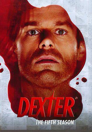Dexter - The Complete Fifth Season (DVD, 2008, 4-Disc Set)