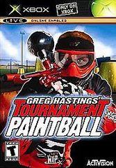 Greg Hastings' Tournament Paintball (Xbox, 2004)