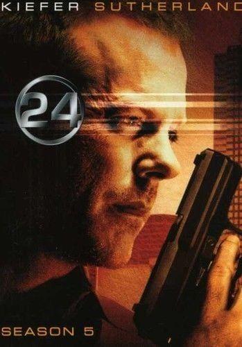24 Season 5 Disc 1