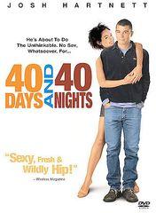 40 Days and 40 Nights (DVD, 2002)