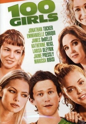 100 Girls (DVD, 2008)