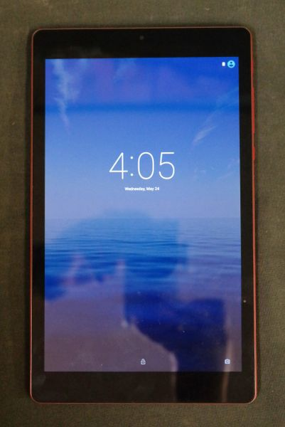 Nextbook NXA8QC116 16GB Intel Quad Core 1.83GHz Android Tablet - RED COLOR