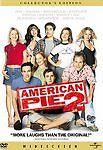 American Pie 2 (DVD, 2002, Widescreen; Collector's Edition)
