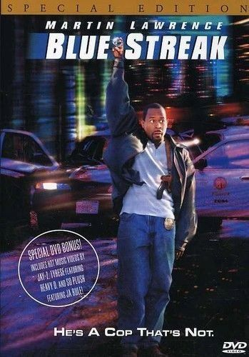 Blue Streak (DVD, 2000, Special Edition)