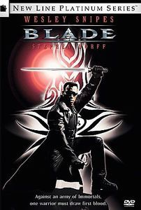 Blade (DVD, 1998, Platinum Edition)