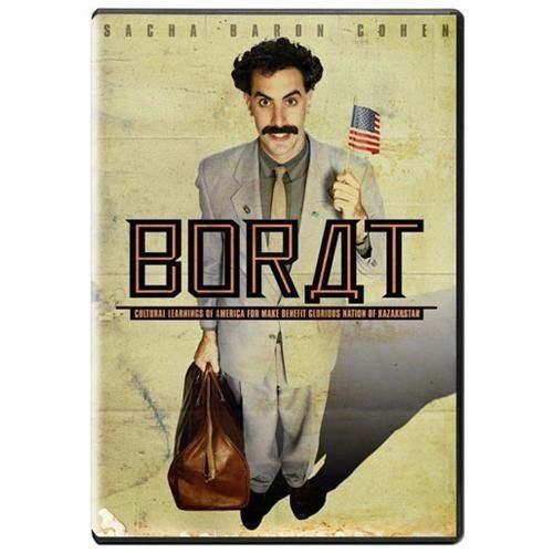 Borat (2006 DVD, Widescreen)