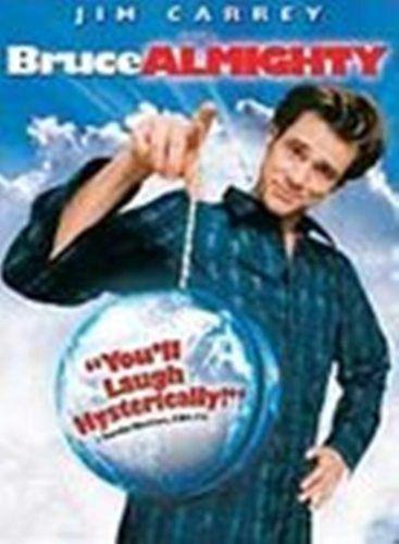 Bruce Almighty (DVD, 2003, Full Frame)