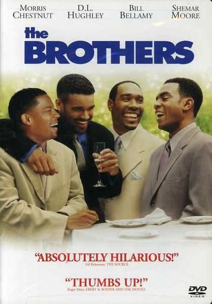 The Brothers (DVD, 2001)
