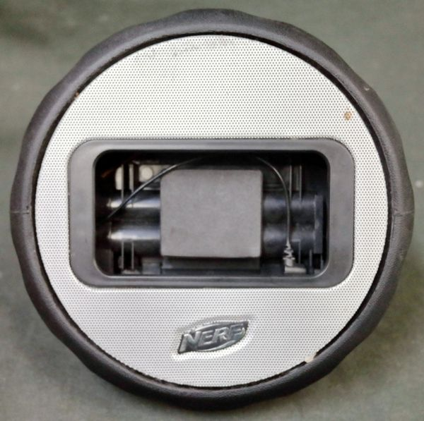 Nerf N908S Speaker Wheel for iPhone/iPod Touch