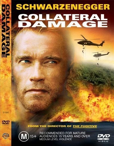 Collateral Damage (DVD, 2002)