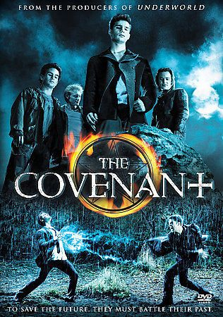 The Covenant (DVD, 2007, Widescreen and Full Frame Edition)