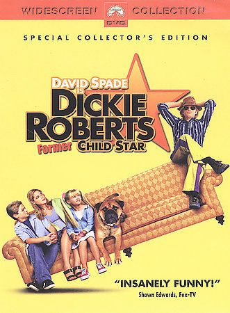 Dickie Roberts: Former Child Star (DVD, 2004, Widescreen)