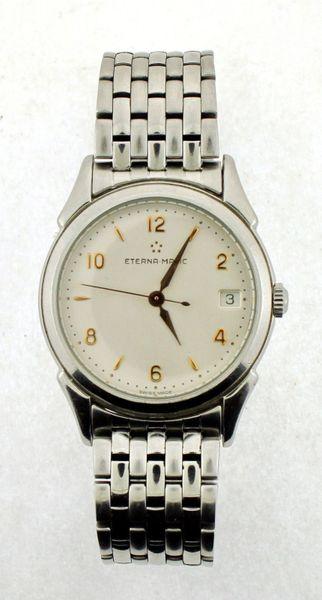 Eterna-Matic 1948 Automatic Quartz / Kinetic Watch for Men #E556