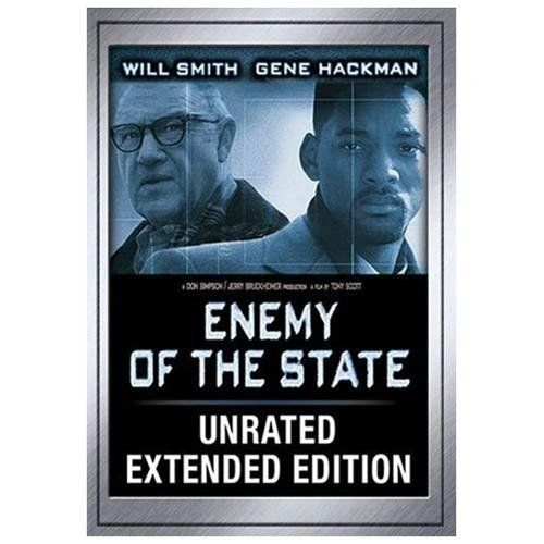 Enemy of the State (DVD, 2006, Unrated Extended Cut/Special Edition)