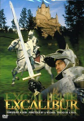 Excalibur (DVD, 2000)
