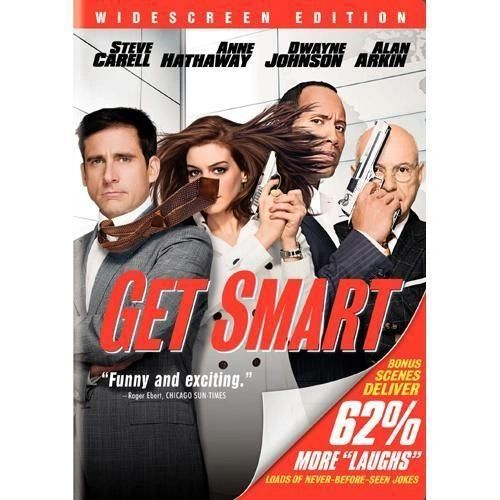 Get Smart (Single-Disc Widescreen Edition) [DVD] (2008)