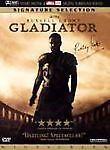 Gladiator DVD (2000, 2-Disc Signature Selection Set)