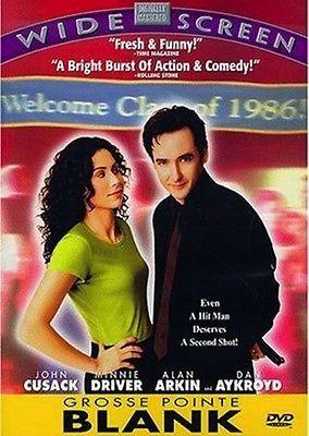 Grosse Pointe Blank (DVD, 1998)