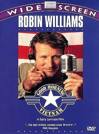 Good Morning, Vietnam (DVD, 1998) WIDESCREEN