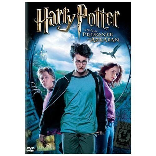 Harry Potter and the Prisoner of Azkaban (DVD,2004, 2-Disc Set, Full Screen)
