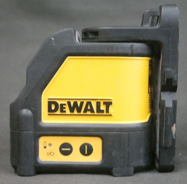 DeWalt DW088 Laser Chalk Line Generator
