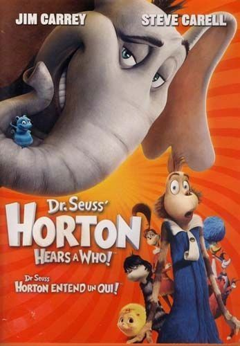 Dr. Seuss' Horton Hears a Who! (DVD, 2009, Movie Cash)