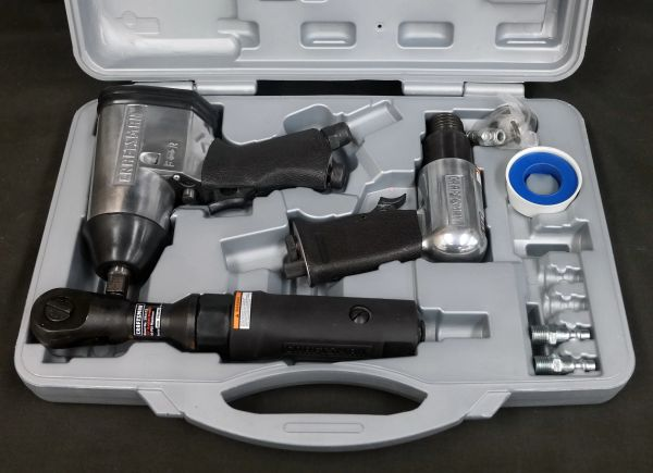 Craftsman Air Tool 3-Piece Combo Kit