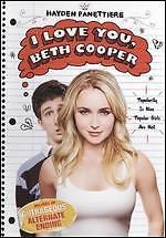I Love You, Beth Cooper (DVD, 2009)