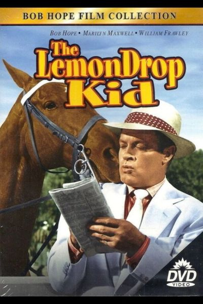 The Lemon Drop Kid (DVD, 2000, Bob Hope Film Collection)
