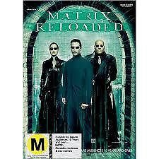 Matrix Reloaded , The (DVD, 2003)