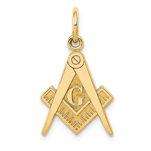 Masonic Charm