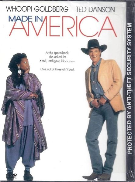 Made in America (DVD, 1998)
