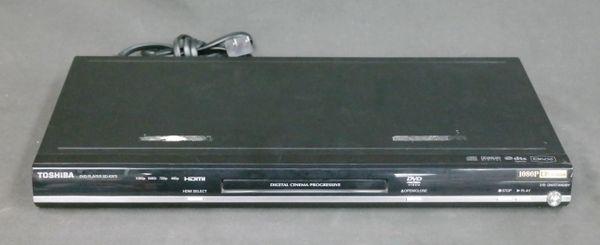 Toshiba SD-K970 DVD Player Tested Works NO REMOTE!