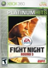 Fight Night Round 3 - Platinum Hits (Xbox 360, 2006) *Disc Only*