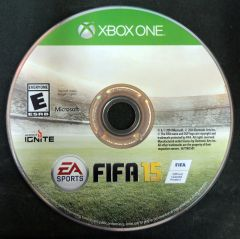 FIFA15 Xbox One (Game Only)