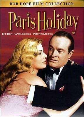 Paris Holiday (DVD, 2000, Bob Hope Film Collection)