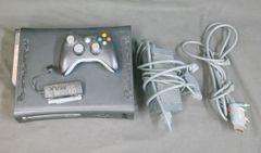 Microsoft Xbox 360 Elite 120GB Black Console w/Controller, Cables, & Wifi Adapater