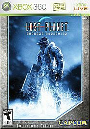 Lost Planet: Extreme Condition -- Collector's Edition (Microsoft Xbox 360, 2007)