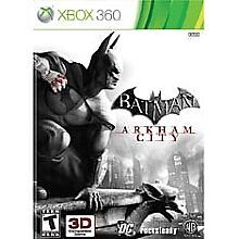 Batman: Arkham City (Microsoft Xbox 360, 2011)