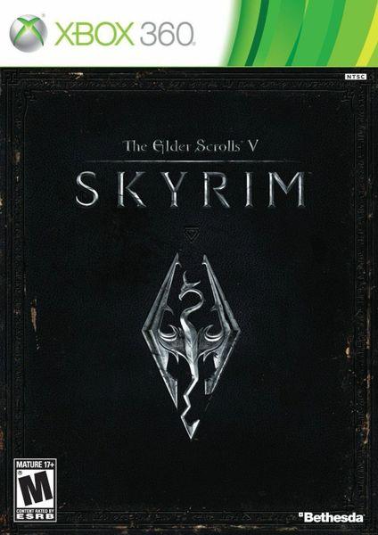 The Elder Scrolls V: Skyrim (Microsoft Xbox 360, 2011)