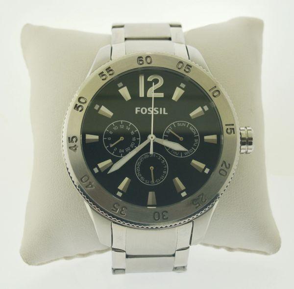 Fossil BQ1716 Men's Stainless Steel Bracelet Watch